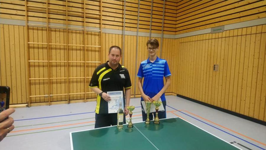 Kreismeisterschaften Tischtennis
