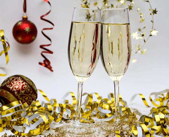 Neujahrsempfang statt Weihnachtsfeier