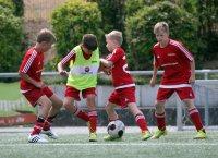 Fußball-Camp in Essenheim
